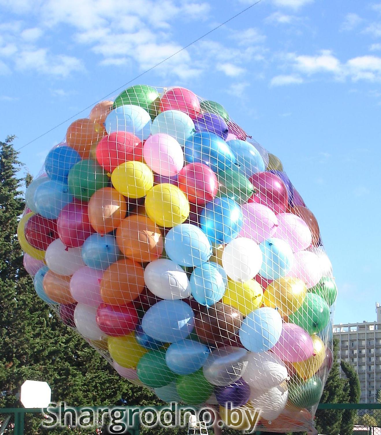 Запуск шаров фото 5